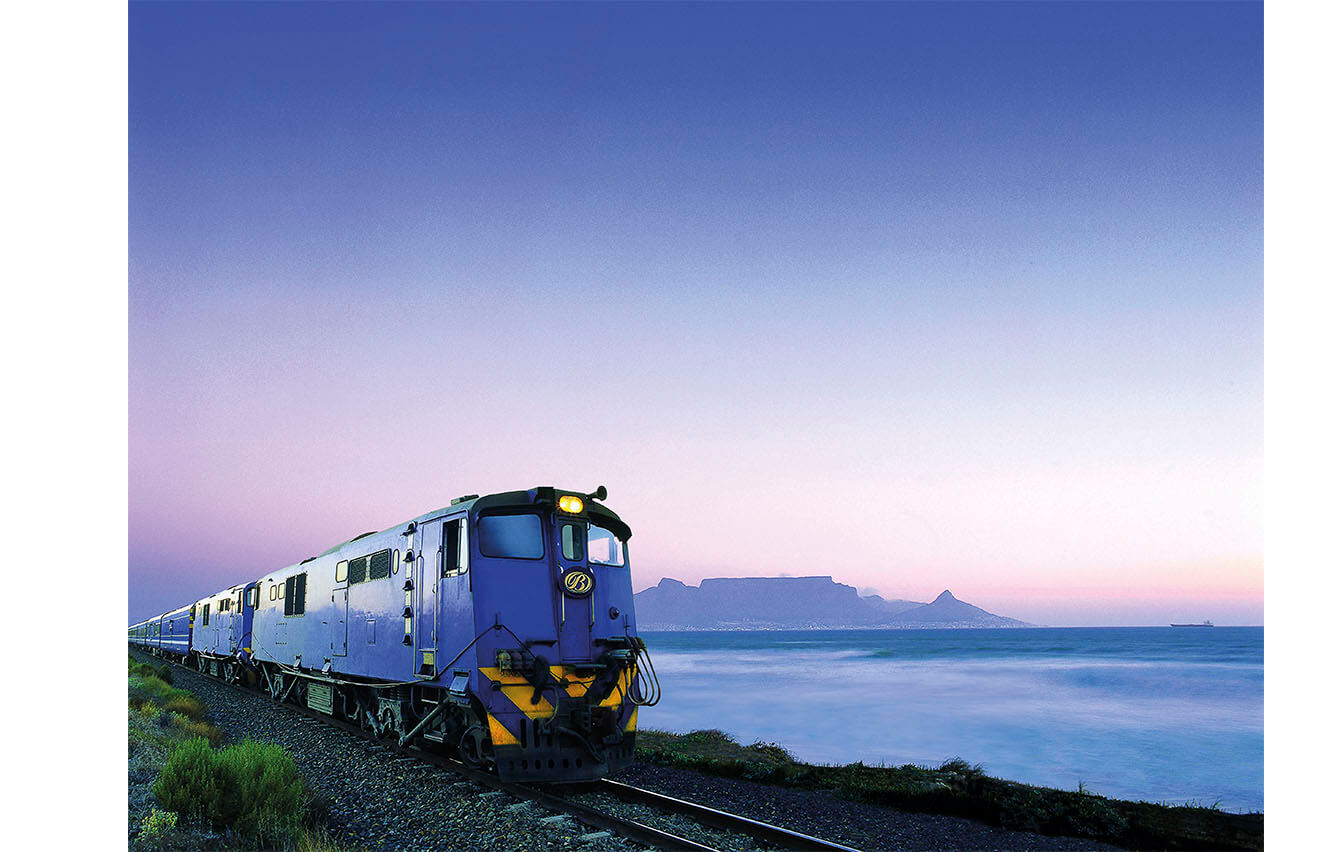 1. THE BLUE TRAIN (Sudáfrica)