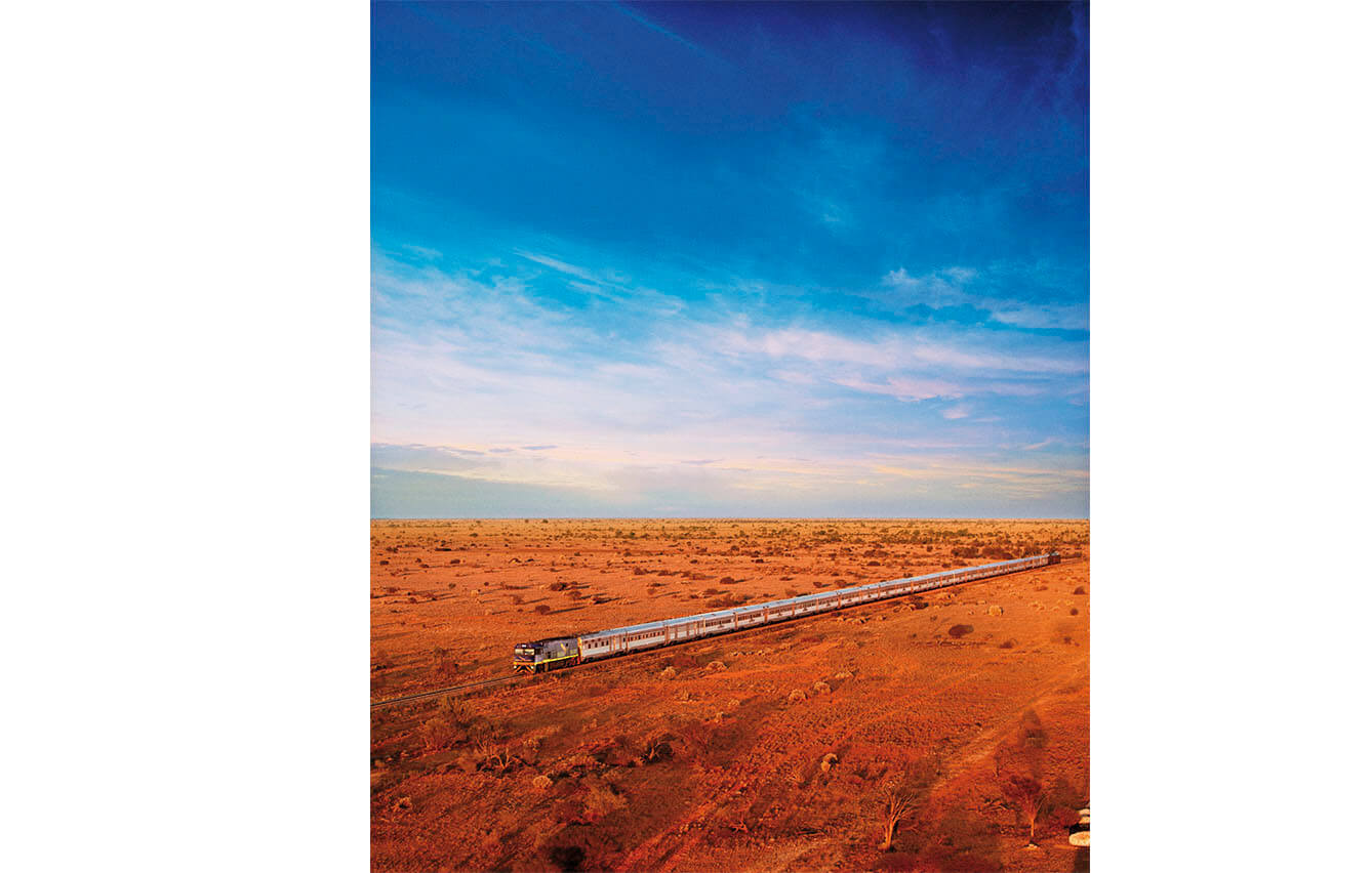 2. THE INDIAN PACIFIC