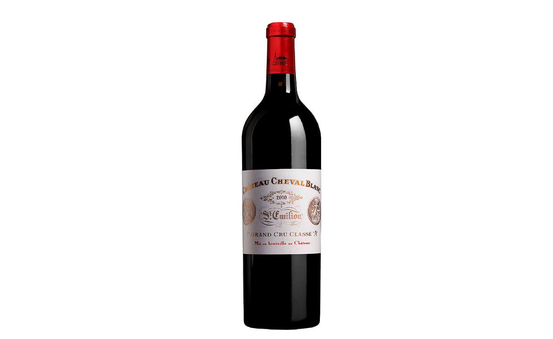 16. Cheval Blanc, VINOS INTERNACIONALES (Recomendado por Pilar Meré, Presidente de la Asociación Mexicana de Sumillers)