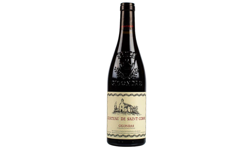 25. Château ST Cosme Gigondas, VINOS INTERNACIONALES (Recomendado por Laura Santander, Sumiller del restaurante Eloise, CDMX)