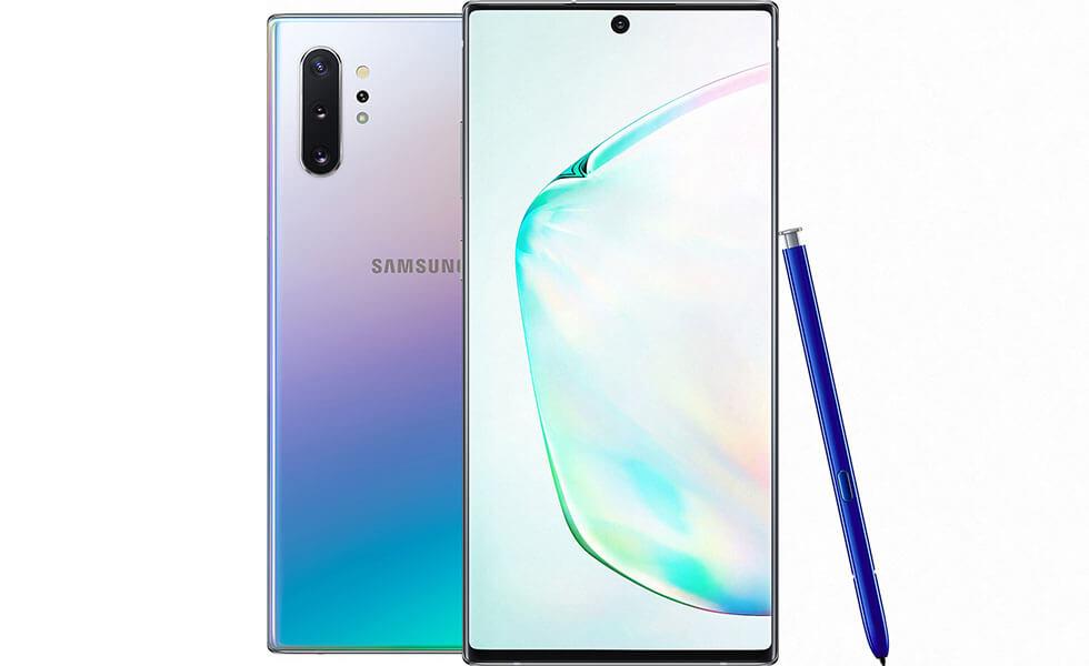 Samsung asombra al mundo con el nuevo Galaxy Note10Subtítulo