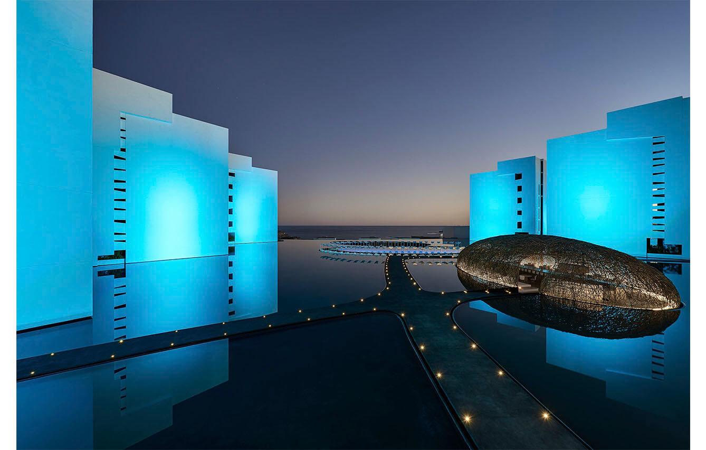 1. HOTEL VICEROY (Los Cabos, Baja California)