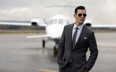¿Cuál es la forma de vestir de los hombres de negocios?Subtítulo