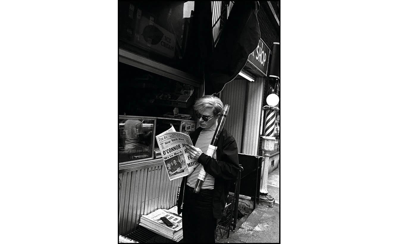 ANDY WARHOL (Pittsburgh, 1928-Nueva York, 1987)