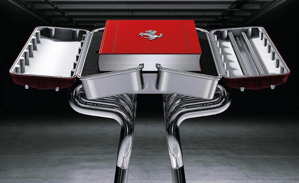 Ferrari de papel, un libro de la historia del Cavallino RampanteSubtítulo