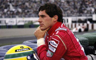 Ayrton Senna, el piloto más grande de la historiaSubtítulo