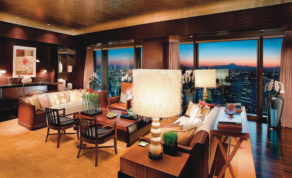 Las 6 suites de ensueño de los mejores hoteles del mundoSubtítulo