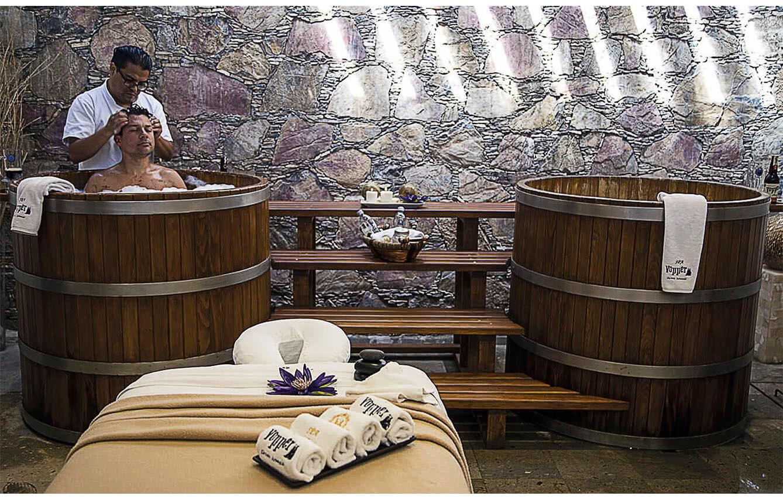 7. SPA VOPPER, HOTEL BOUTIQUE CASA DIAMANTE (Guanajuato)