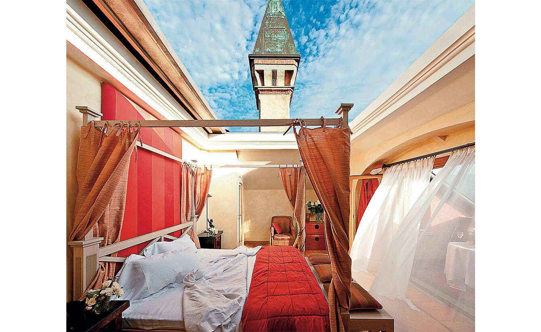 3. CABRIOLET SUITE (L'albereta Resort, Relais Chateaux)