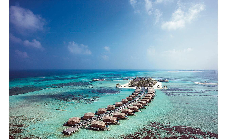5. FINOLHU BY CLUB MED (Club Med Kani, Maldivas)