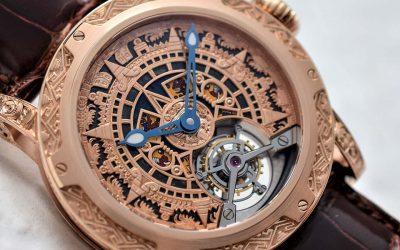 Los relojes y piezas más exclusivas del SIAR 2019Subtítulo