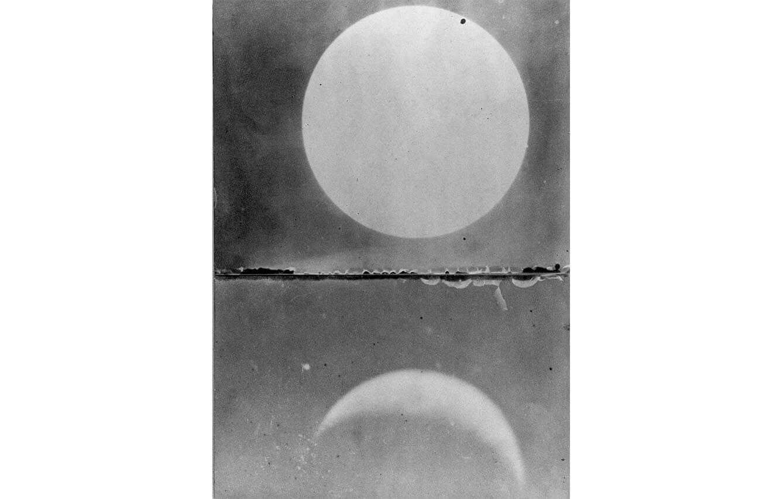 Lune, de Hans Hartung