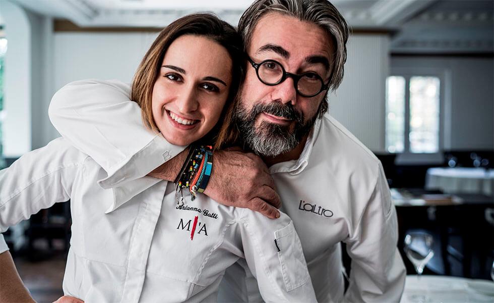 El prestigioso chef francés Philippe Léveillé llega a La TrattoriaSubtítulo