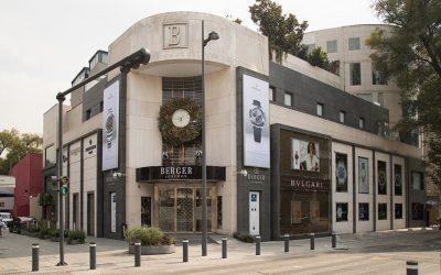 La joyería mexicana Berger Joyeros celebra su primer centenarioSubtítulo