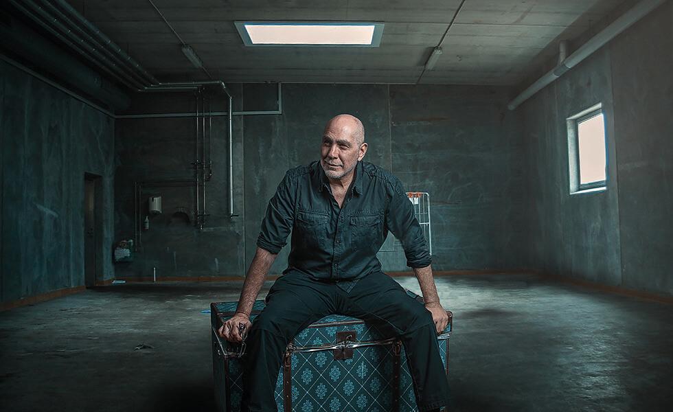 Guillermo Arriaga, el futuro del cine mexicanoSubtítulo