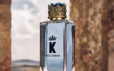 'K', la nueva fragancia masculina de Dolce & GabbanaSubtítulo