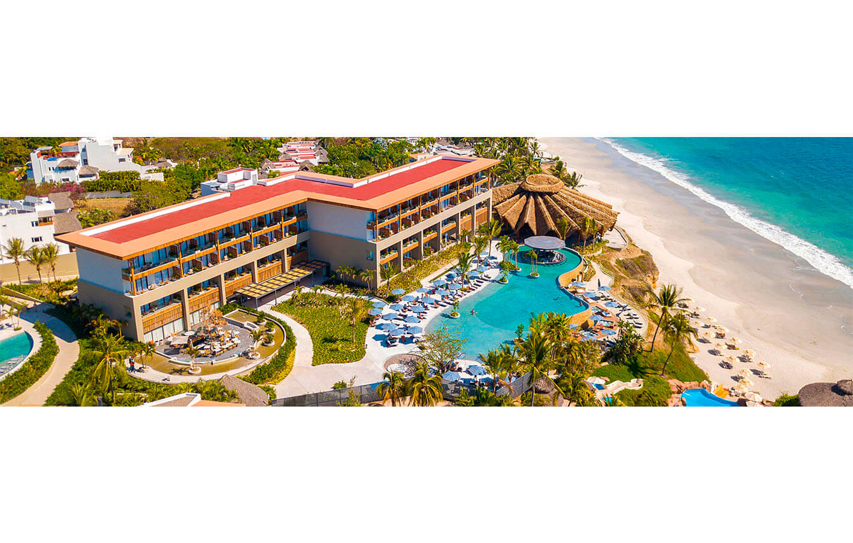 Marival Armony Luxury Resort & Suites (Nuevo Vallarta, México)