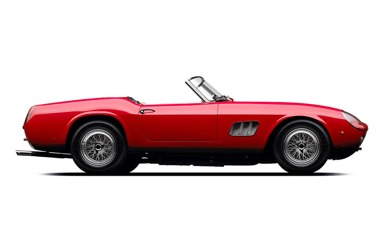1960 Ferrari 250 GT California Spider