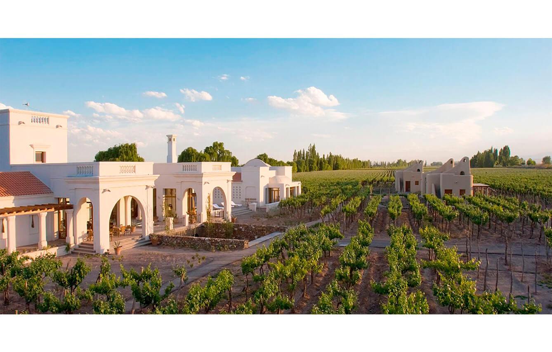 Hotel Cavas Wine Lodge Mendoza, Argentina