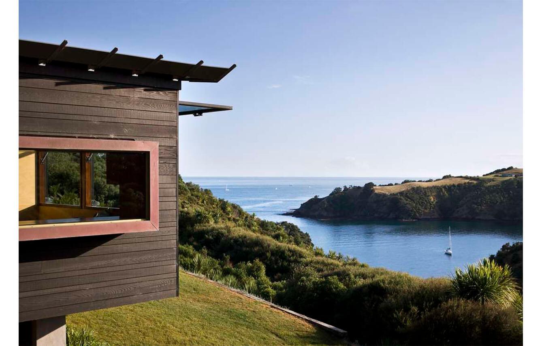 Owhanake Bay Estate Aukland, Nueva Zelanda