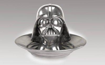 #StarWarsDay: Se subastó el casco imperial original de Star WarsSubtítulo