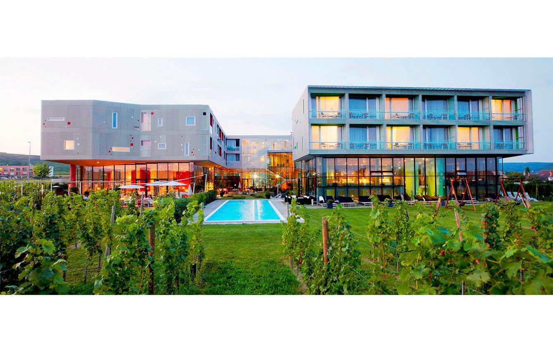 Wine and Spa Resort Loisium Hotel Langenlois, Austria