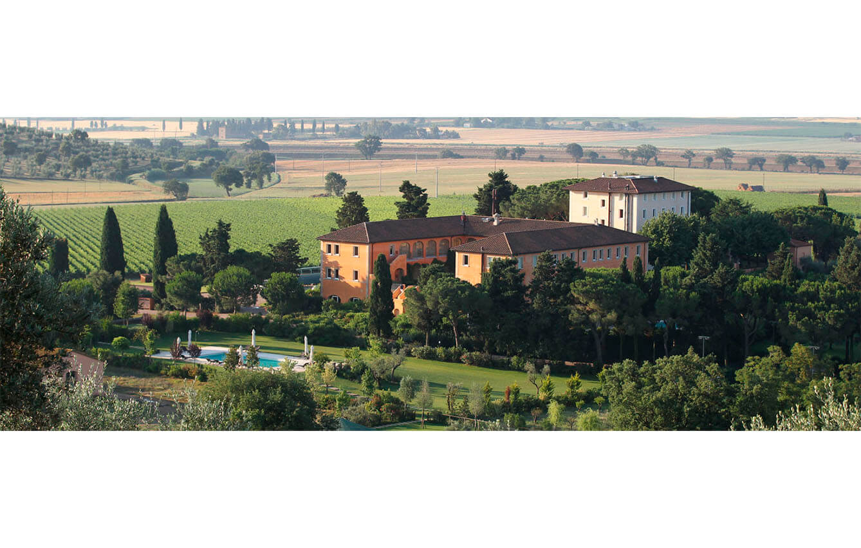 Hotel L'Andana Tuscany, Italia