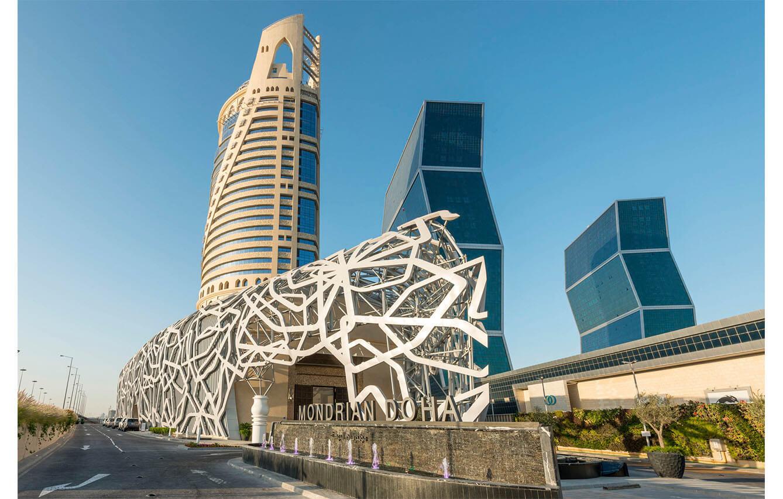 Mondrian Doha, Qatar