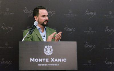 Monte Xanic y el artista plástico Pablo Vargas celebran al vino mexicanoSubtítulo
