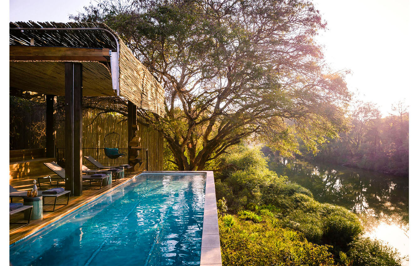 Singita Sweni Lodge, Sudáfrica