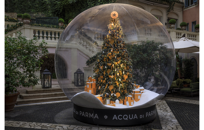 Acqua di Parma x Hotel de Russie – Roma, ItaliaAqua di Parma x Hotel de Russie