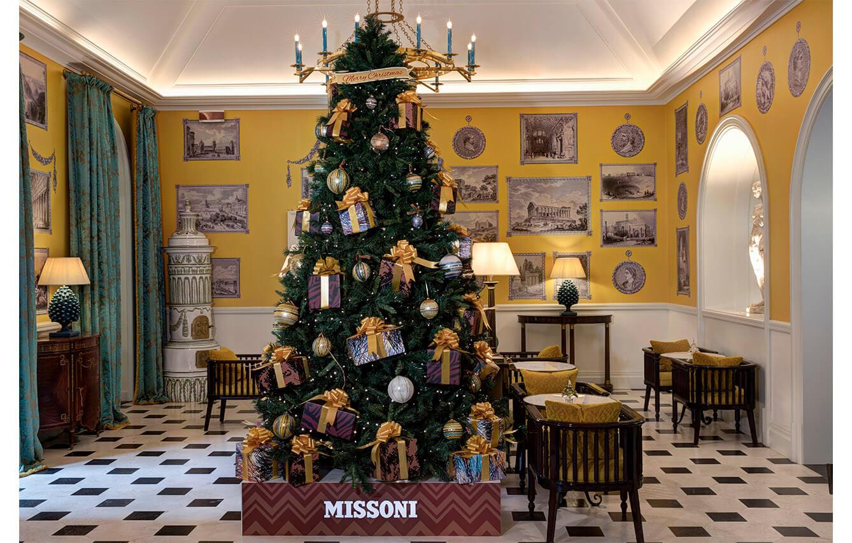 Missoni x Hotel de la Ville – Roma, Italia7. Missoni x Hotel de la Ville