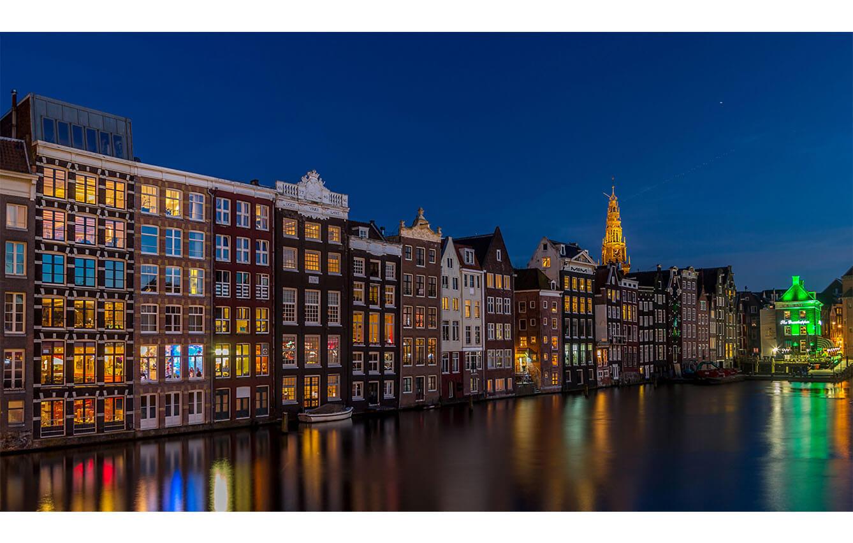18º Ámsterdam, Países Bajos