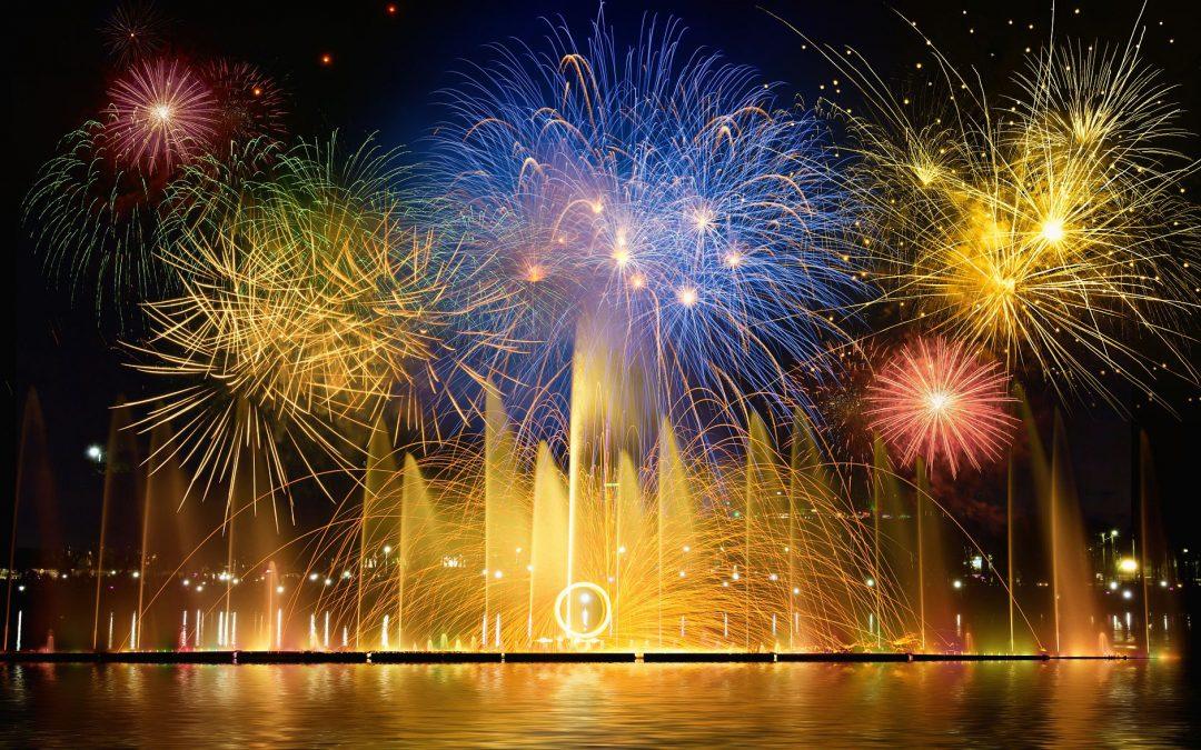 5 lugares fantásticos para recibir el año nuevoSubtítulo
