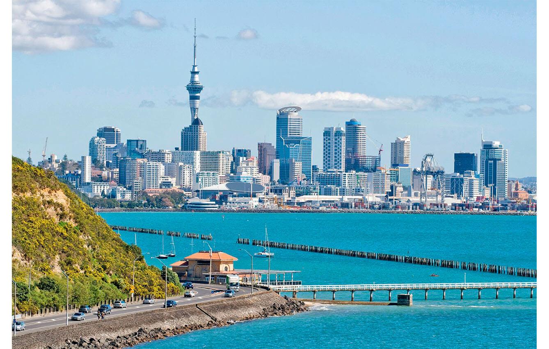 26º Auckland, Nueva Zelanda