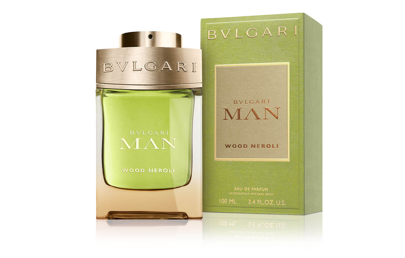 Man Wood Essence de Bvlgari