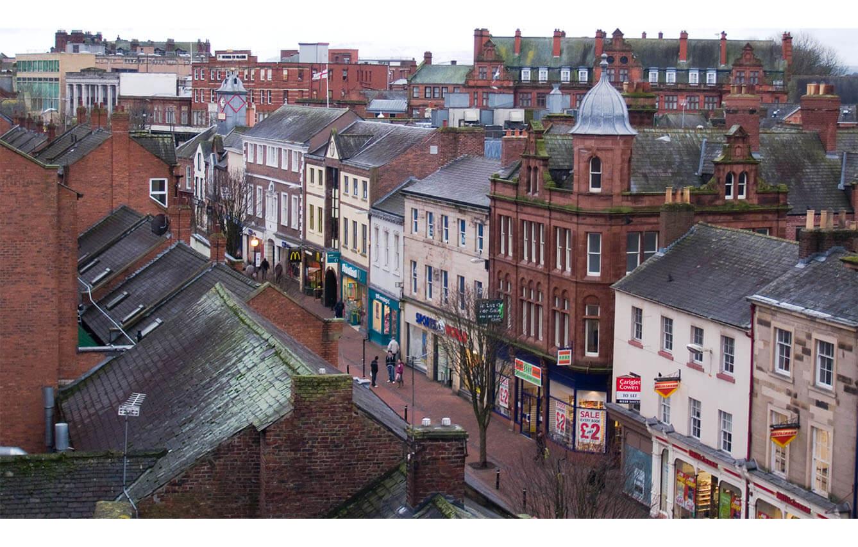 43º Carlisle, Reino Unido