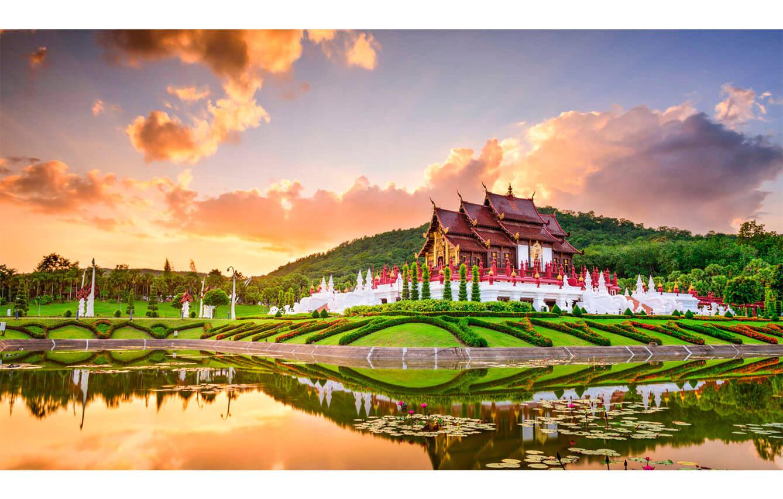 37º Chiang Mai, Tailandia