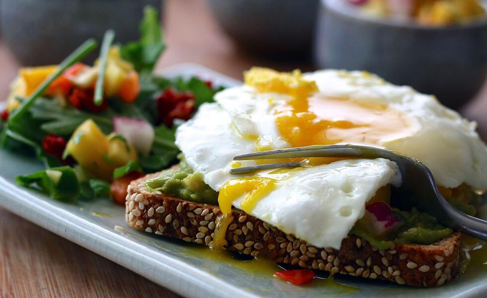 10 sitios para desayunar en CDMXSubtítulo