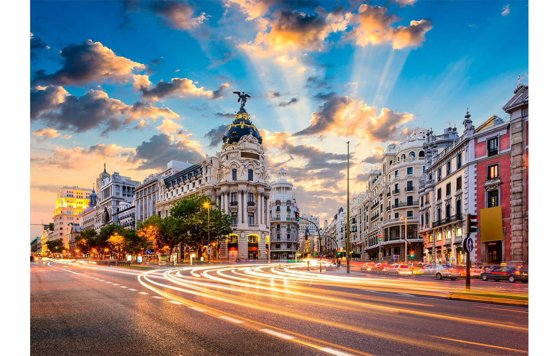 38º Madrid, España