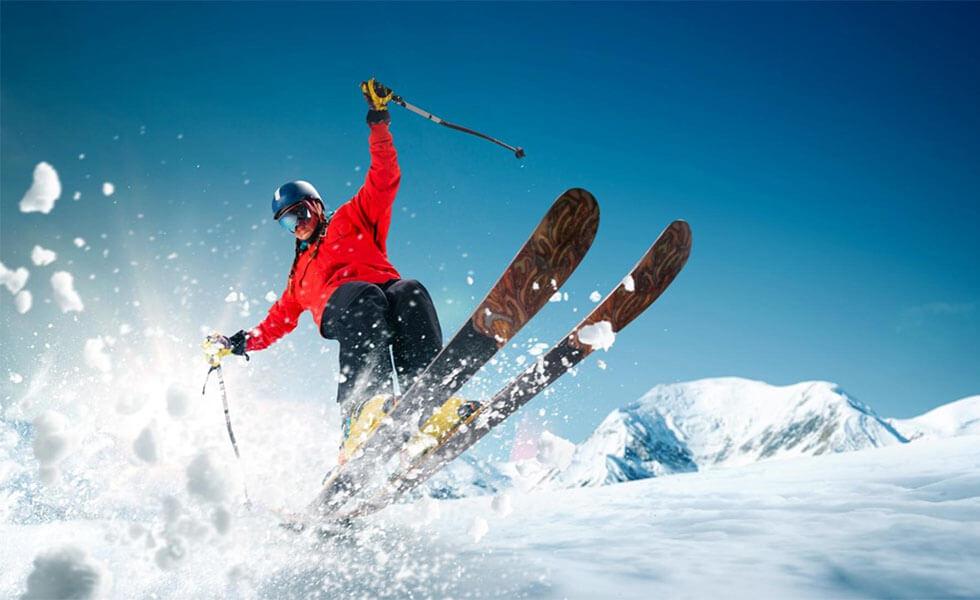 5 lugares para esquiar en Estados Unidos y CanadáSubtítulo