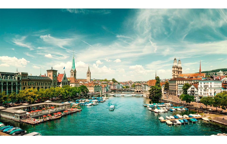 6º Zurich, Suiza
