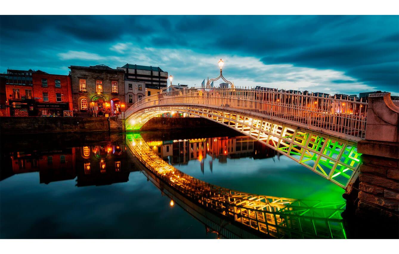 8º Dublín, Irlanda