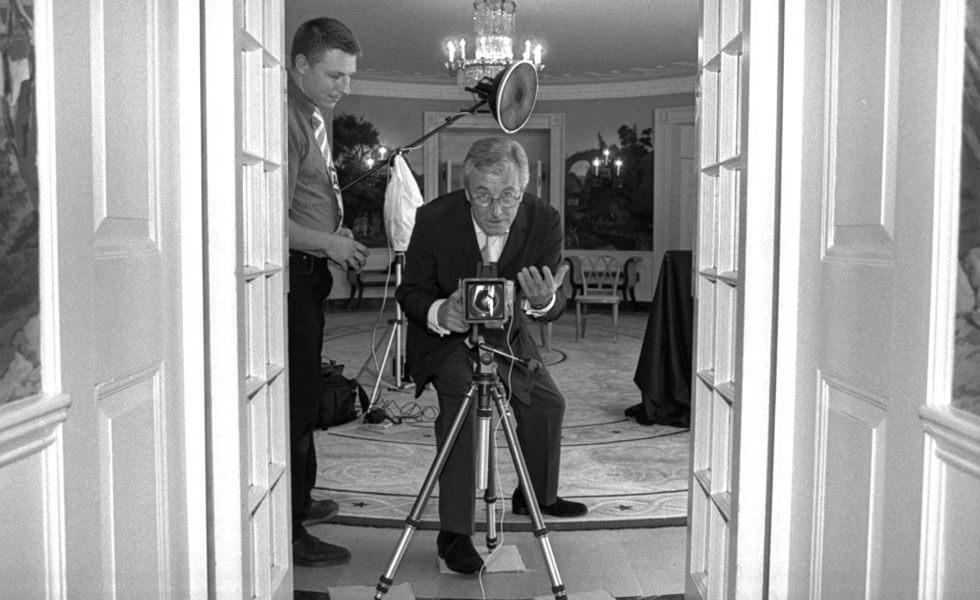 Terry O'Neill, un icono de capturas legendariasSubtítulo