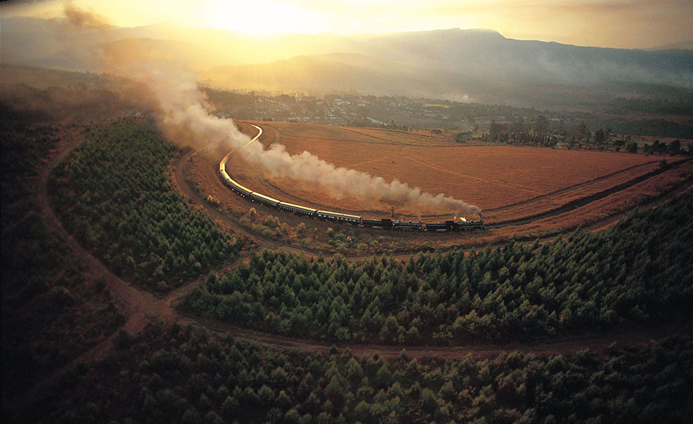 Los 8 viajes en tren más lujososSubtítulo