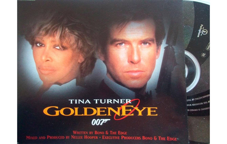 Tina Turner - Golden eye
