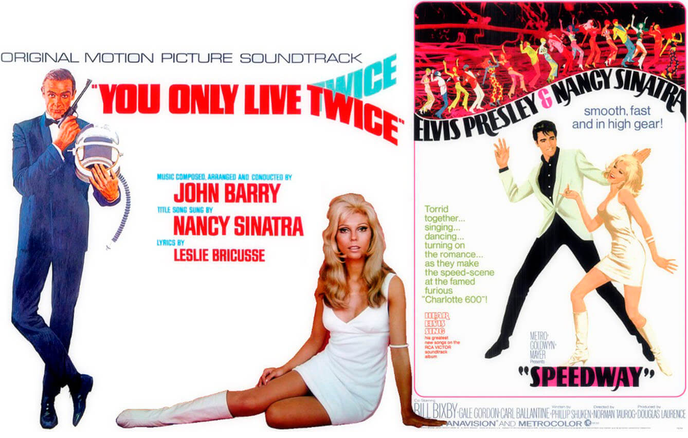 Nancy Sinatra – You only live twice