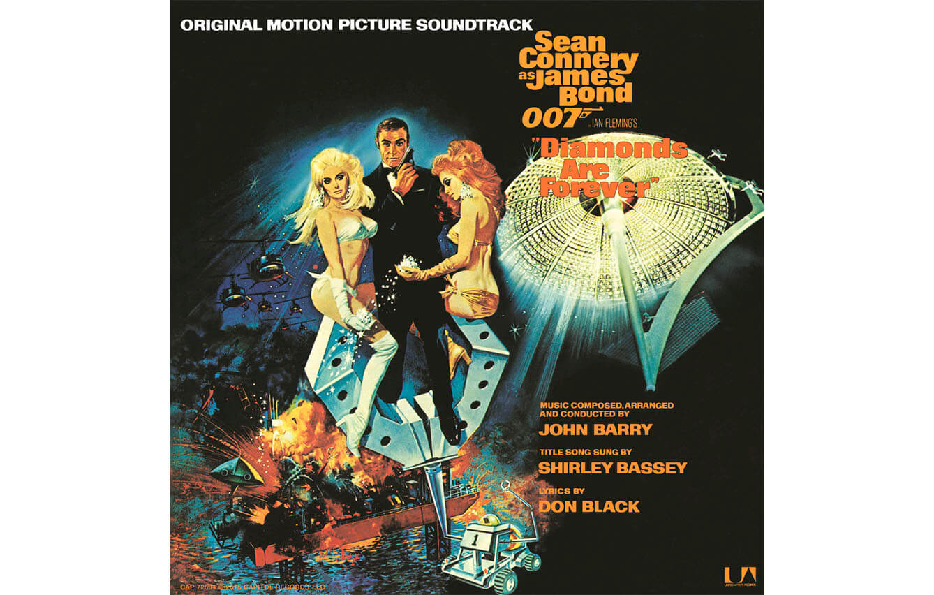 John Barry – James Bond Theme Song