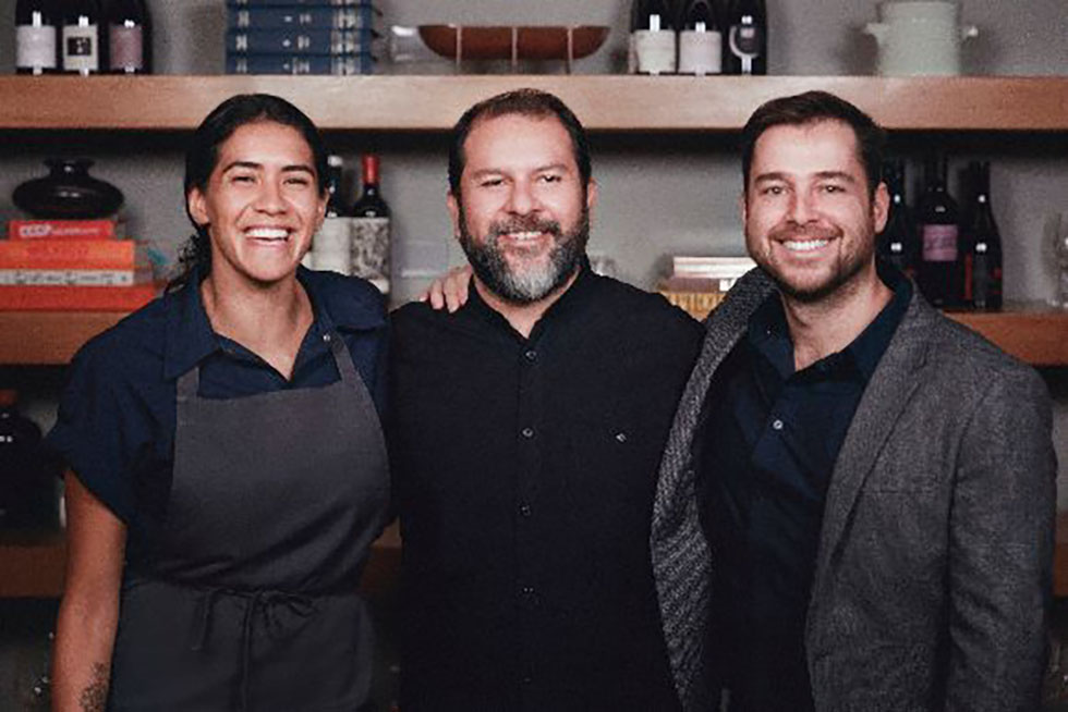 ¿Conoces el nuevo restaurante del chef Enrique Olvera?Subtítulo