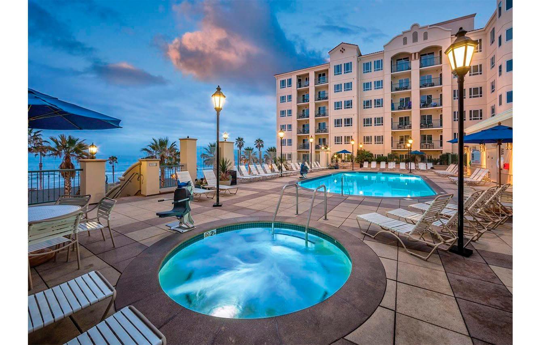 Oceanside's Beachfront Resort